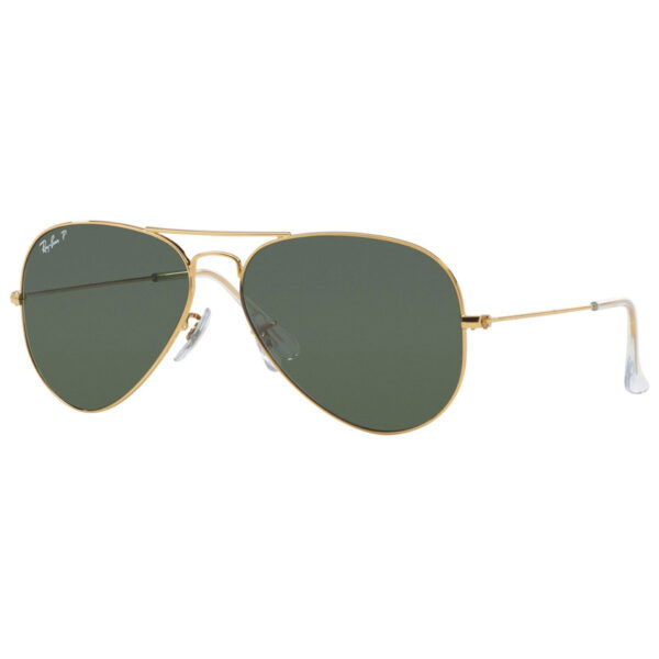 Ray-Ban AVIATOR CLASSIC RB3025 001/58 POLARIZED
